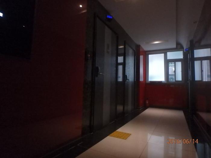 WA모텔 2층 장애인 객실