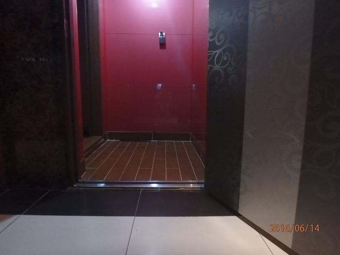 2층 일반 객실 입구 모습