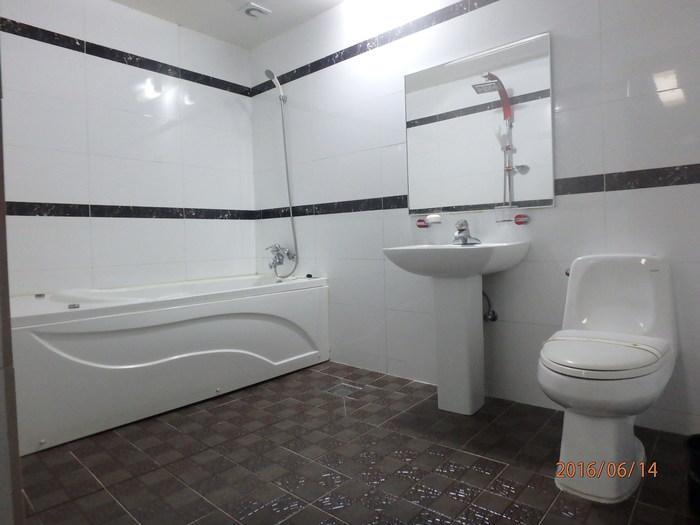 일반 객실 내 화장실 모습